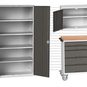 Premium Range - Steel Cabinets